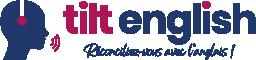 Tilt English Logo